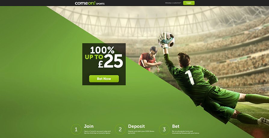 ComeOn! Bet & Casino Review | Max Free Bets UK