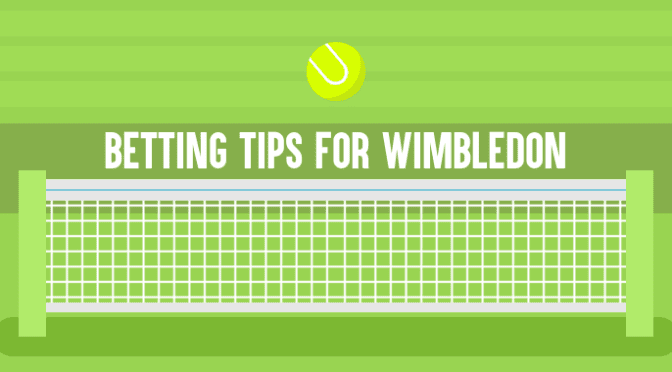 Betting Tips for Wimbledon graphic