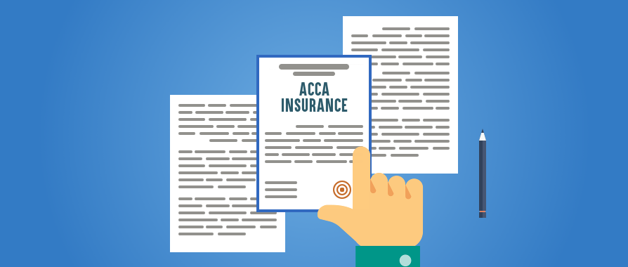 Acca Insurance graphic