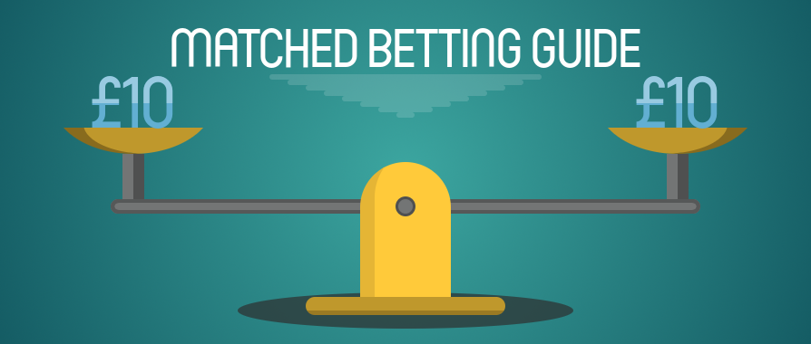 Matched Betting Guide scales image