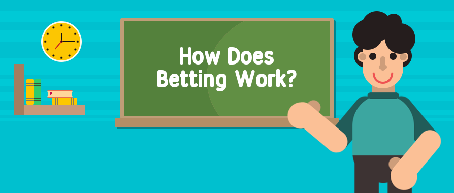 how does betting work graphic