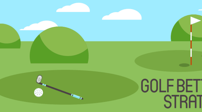 Golf Betting Strategy graphic