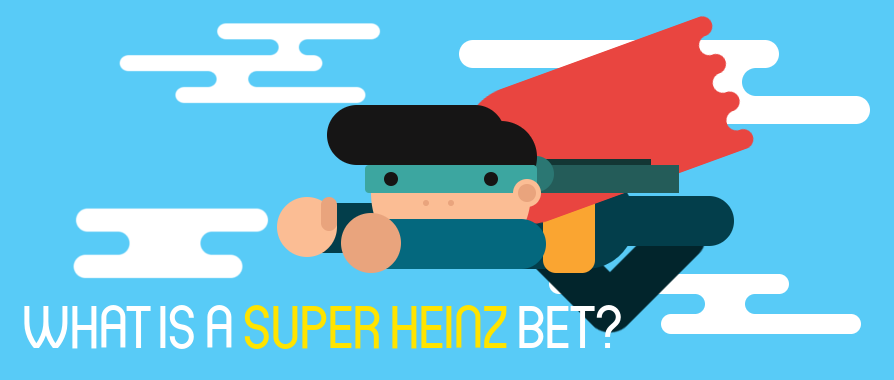 Super Heinz bet graphic