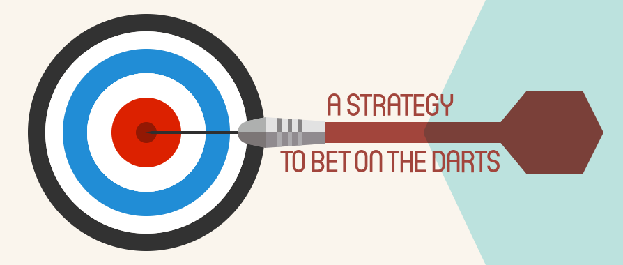 Strategy to Bet on the Darts Graphic