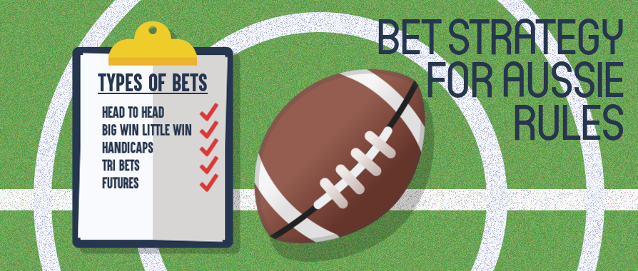 Bet Strategy for Aussie Rules graphic