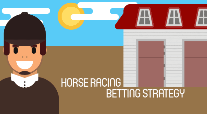 Horse Racing Betting Strategy graphic