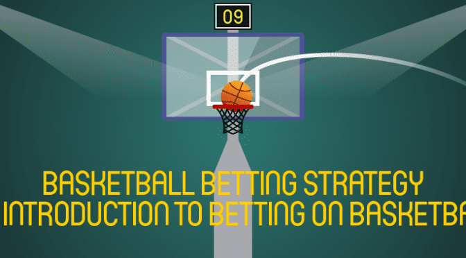 Basketball Betting Strategy graphic