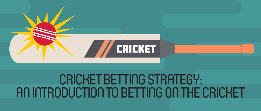 Cricket Betting Strategy graphic