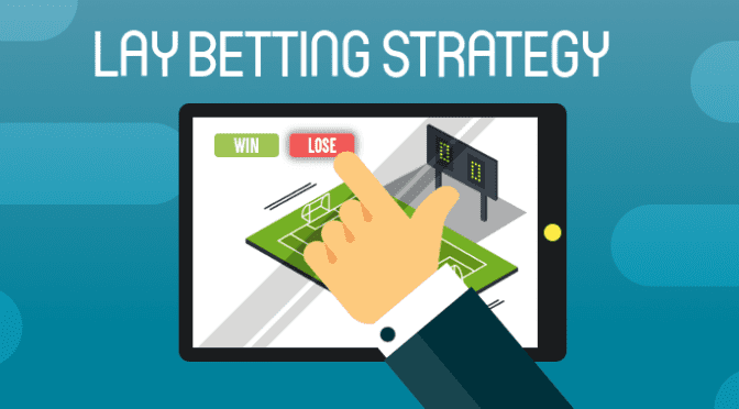 lay betting strategy graphic