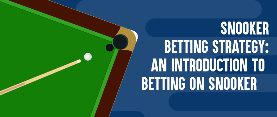 Snooker Betting Strategy graphic