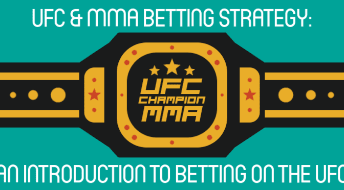 betting on UFC and MMA graphic