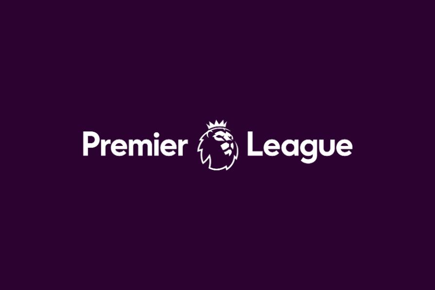 premier league white text on purple