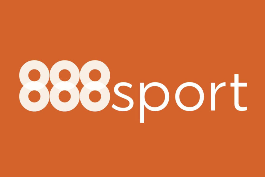888sport organge background white text