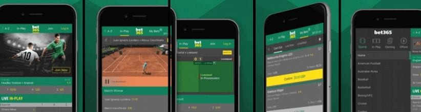 Bet365-Betting-App