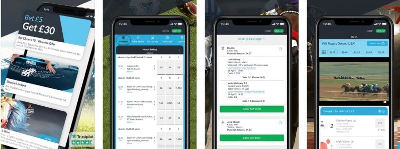 betvictor betting app