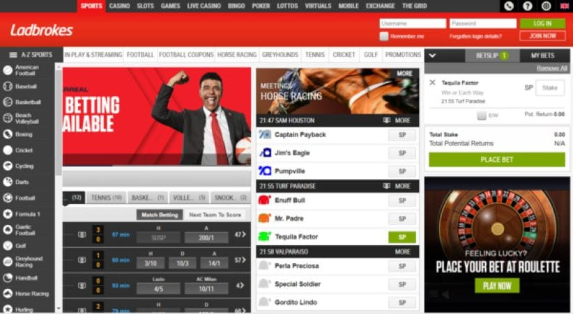 ladbrokes mobile sports betting app review