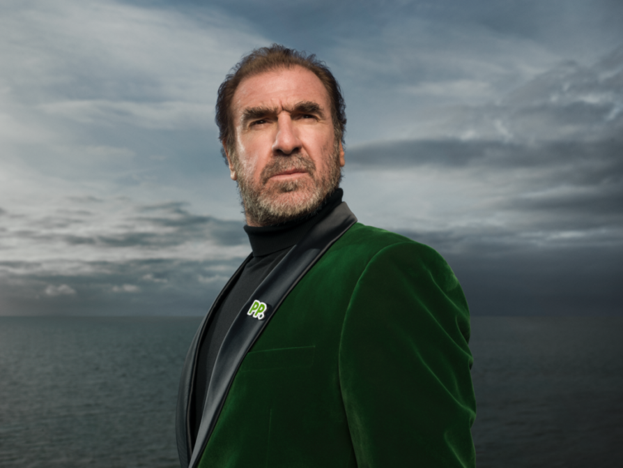Eric Cantona Paddy Power
