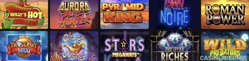 Plush Casino Review