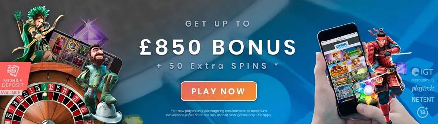 Go Win Casino Banner