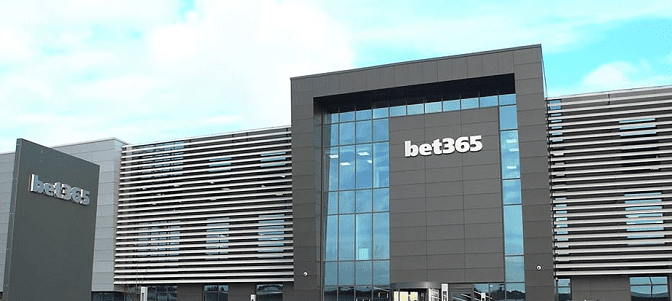 bet365 moves gibraltar operation