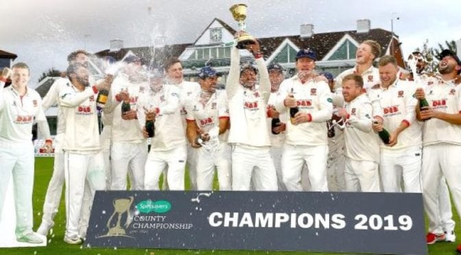 Cricket County Championship