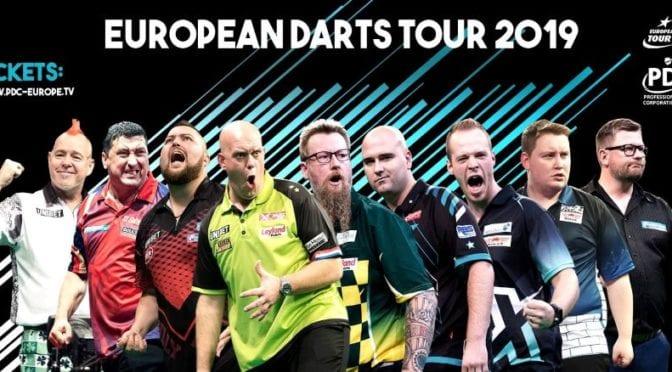 Darts PDC European Tour