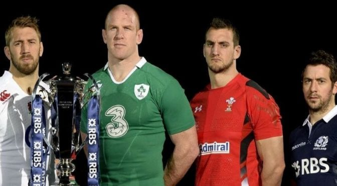 Home Nations rugby world cup