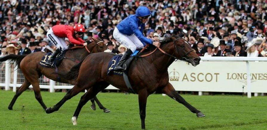 King's Stand Stakes – Blue Point