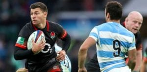 Rugby Union World Cup – England v Argentina Review