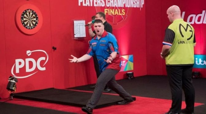 Darts PDC Players Championships Finals