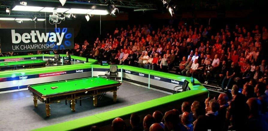Snooker - UK Championship