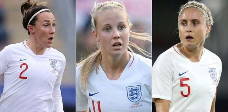 england women's football squad 2019