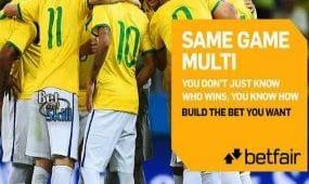 Same Game Multi Bet