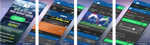 10bet mobile app