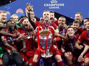 Champions League Final Liverpool vs Tottenham Betting Preview, Odds & Offers