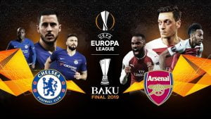 Europa League Final Chelsea vs Arsenal Betting Preview, Odds & Offers