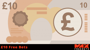 £10 free bets