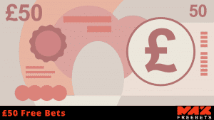 £50 free bets